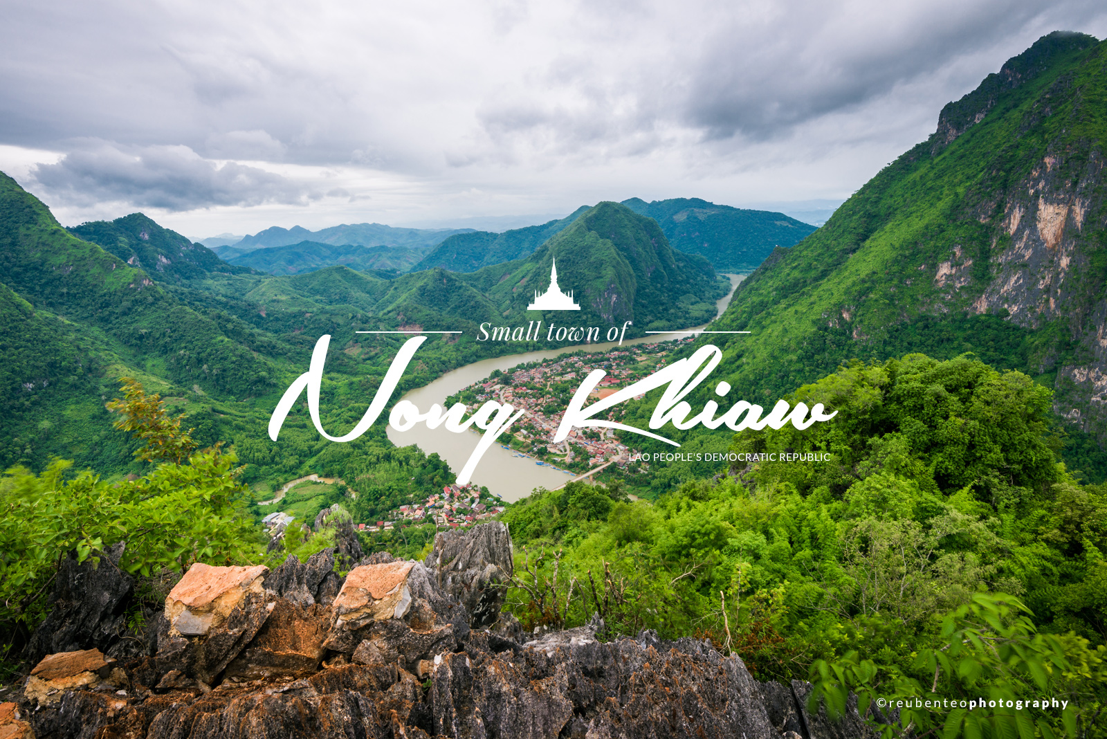 Nong Khiaw Viewpoint