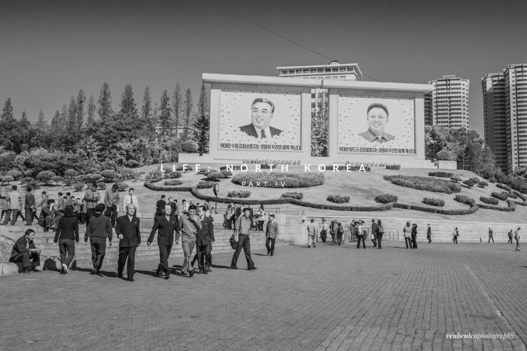Life in North Korea